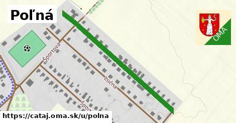 ilustrácia k Poľná, Čataj - 470m