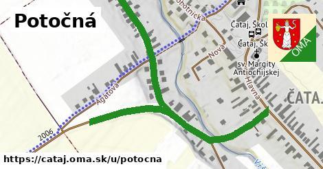 ilustrácia k Potočná, Čataj - 0,87km