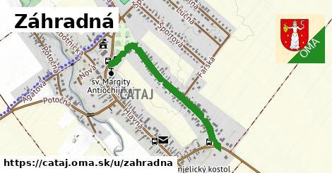 ilustrácia k Záhradná, Čataj - 0,76km