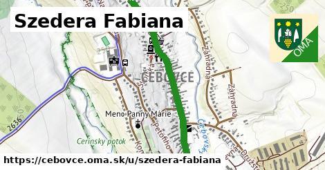 ilustrácia k Szedera Fábiana, Čebovce - 1,75km