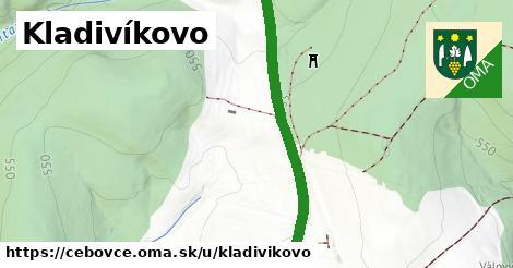 ilustrácia k Kladivíkovo, Čebovce - 2,0km