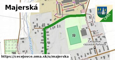ilustrácia k Majerská, Čečejovce - 534m