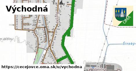 ilustrácia k Východná, Čečejovce - 1,02km
