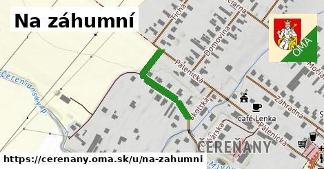 ilustrácia k Na záhumní, Čereňany - 223m