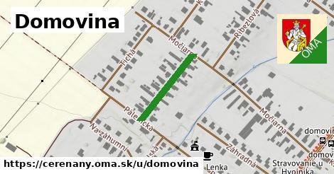 ilustrácia k Domovina, Čereňany - 188m