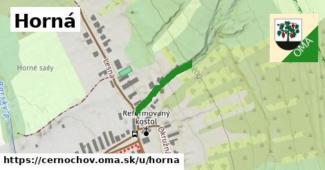 ilustrácia k Horná, Černochov - 172m