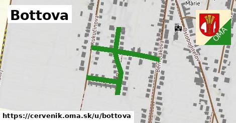 ilustrácia k Bottova, Červeník - 540m