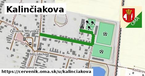 ilustrácia k Kalinčiakova, Červeník - 275m
