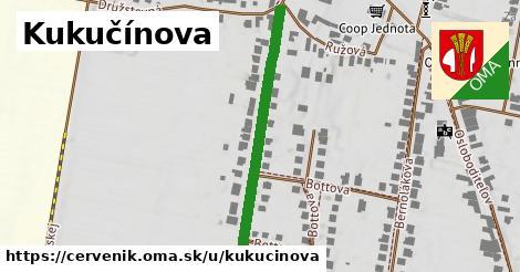 ilustrácia k Kukučínova, Červeník - 379m