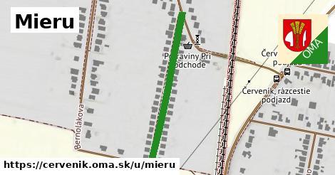 ilustrácia k Mieru, Červeník - 332m
