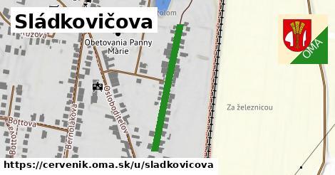 ilustrácia k Sládkovičova, Červeník - 287m
