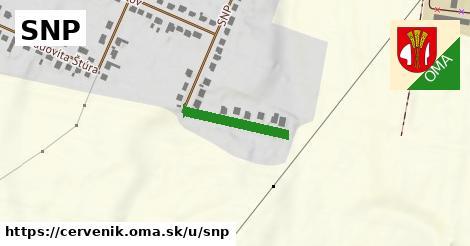 ilustrácia k SNP, Červeník - 190m