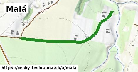 ilustrácia k Malá, Český Těšín - 562m