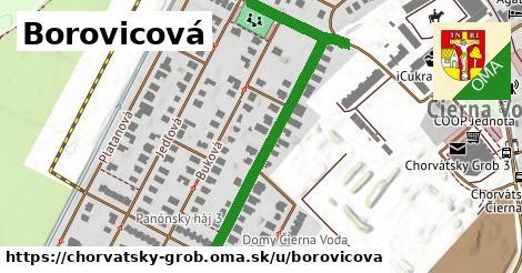 ilustračný obrázok k Borovicová, Chorvátsky Grob