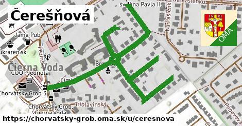 ilustračný obrázok k Čerešňová, Chorvátsky Grob