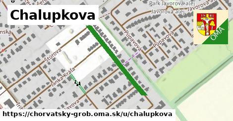 ilustrácia k Chalupkova, Chorvátsky Grob - 162m