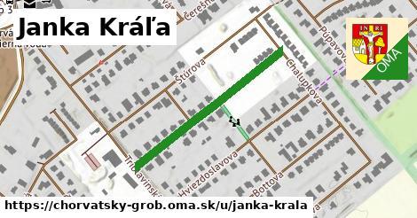 ilustračný obrázok k Janka Kráľa, Chorvátsky Grob