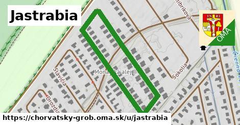 ilustrácia k Jastrabia, Chorvátsky Grob - 0,82km