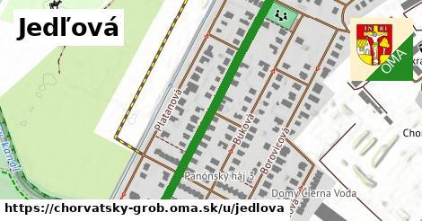 ilustrácia k Jedľová, Chorvátsky Grob - 455m