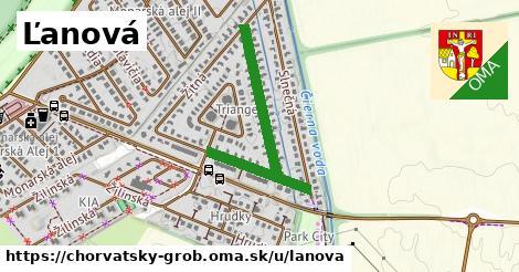 ilustrácia k Ľanová, Chorvátsky Grob - 0,77km