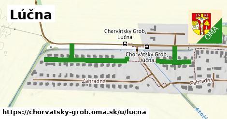 ilustrácia k Lúčna, Chorvátsky Grob - 509m