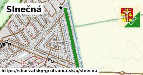 ilustrácia k Slnečná, Chorvátsky Grob - 638m