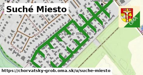 ilustrácia k Suché miesto, Chorvátsky Grob - 0,99km