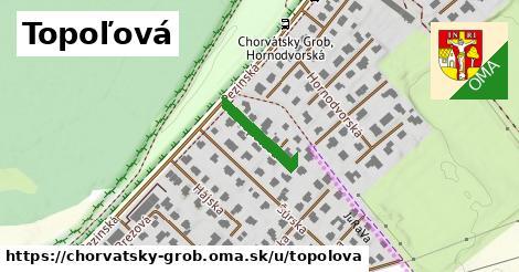 ilustrácia k Topolová, Chorvátsky Grob - 148m