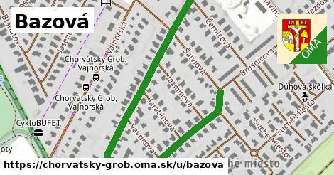 ilustrácia k Bazová, Chorvátsky Grob - 0,91km