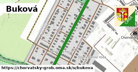 ilustrácia k Buková, Chorvátsky Grob - 465m