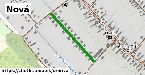 ilustrácia k Nová, Chotín - 342m