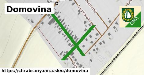 ilustrácia k Domovina, Chrabrany - 536m