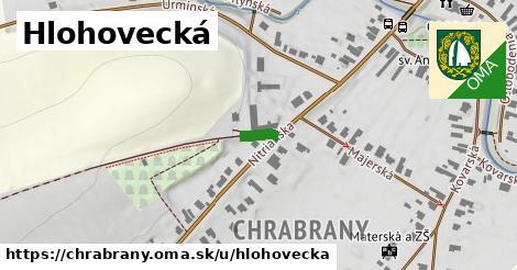 ilustrácia k Hlohovecká, Chrabrany - 79m