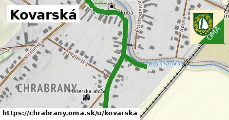 ilustrácia k Kovarská, Chrabrany - 659m