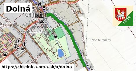 ilustrácia k Dolná, Chtelnica - 0,71km