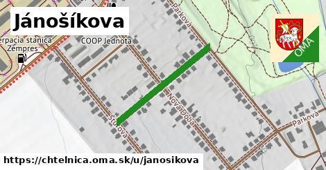 ilustrácia k Jánošíkova, Chtelnica - 275m