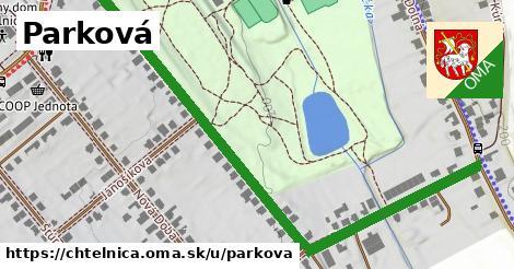 ilustrácia k Parková, Chtelnica - 0,86km