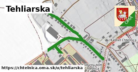 ilustrácia k Tehliarska, Chtelnica - 676m