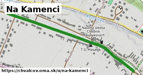 ilustrácia k Na Kamenci, Chvalčov - 0,73km