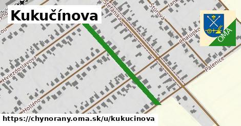 ilustrácia k Kukučínova, Chynorany - 344m
