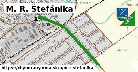 ilustrácia k M. R. Štefánika, Chynorany - 0,87km