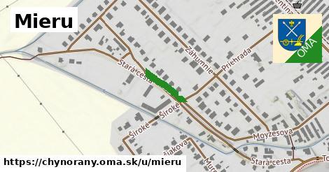 ilustrácia k Mieru, Chynorany - 466m