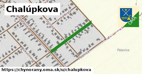Chalupkova, Chynorany