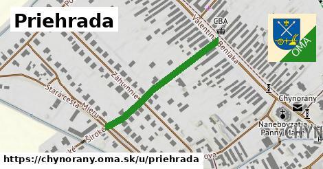 ilustrácia k Priehrada, Chynorany - 325m