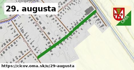 ilustrácia k 29. augusta, Číčov - 426m