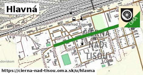 ilustrácia k Hlavná, Čierna nad Tisou - 0,93km