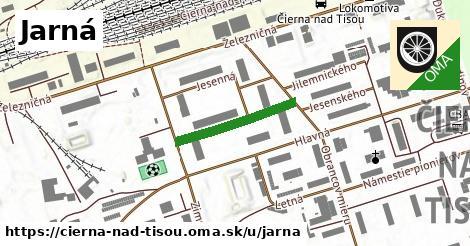 ilustrácia k Jarná, Čierna nad Tisou - 199m