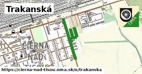 ilustrácia k Trakanská, Čierna nad Tisou - 447m