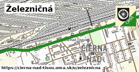 ilustrácia k Železničná, Čierna nad Tisou - 2,3km