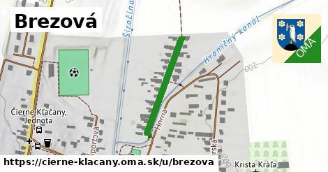 ilustrácia k Brezová, Čierne Kľačany - 253m